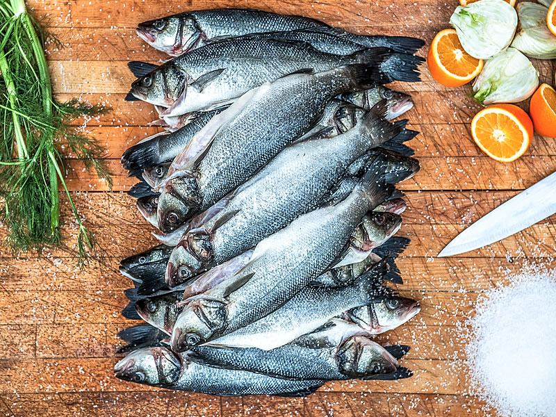 Ağır metal içeren balıklar