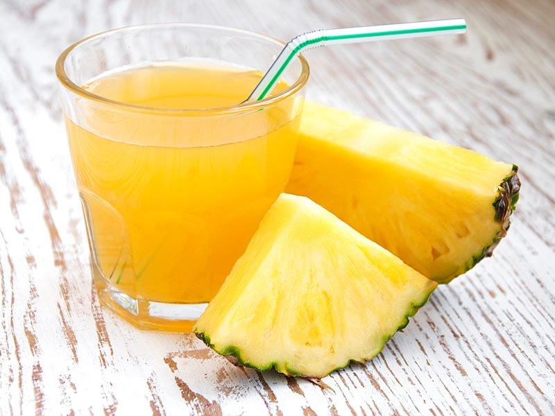 Ananas suyu zayıflatırmı? Ananas suyu diyeti tarifi