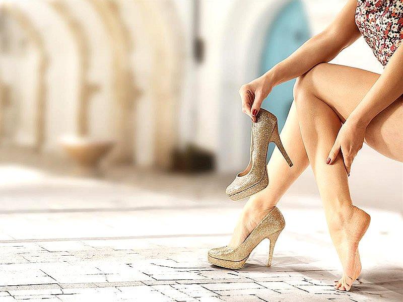 Ayak küçültmek için ne yapılır?