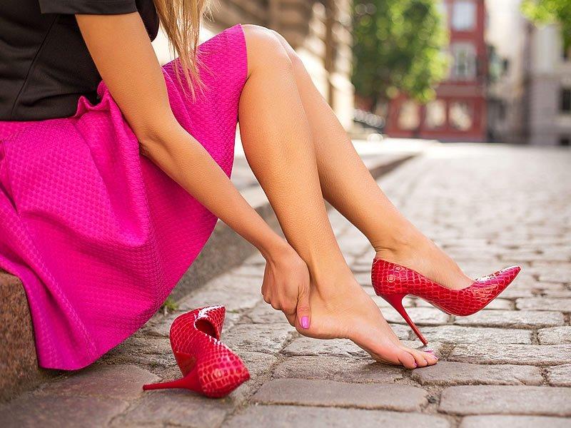 Ayakkabı vurması neden olur? Nasıl geçer?