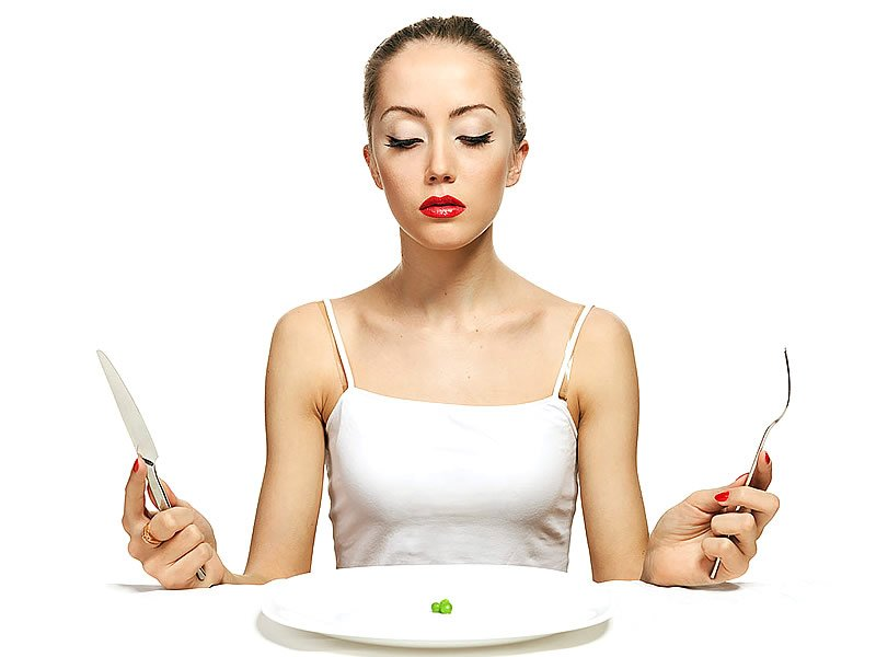 Az yiyerek mide küçülür mü? Kaç günde küçülür?