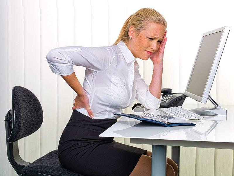 Bel ağrısı neden olur? Nasıl geçer?