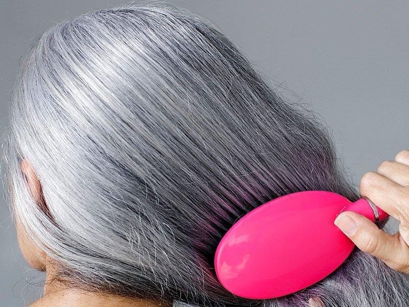 Beyaz saç nasıl kapatılır? Tedavisi mümkün mü?