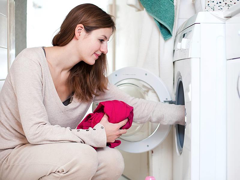 Çamaşır makinesi temizleme yöntemleri