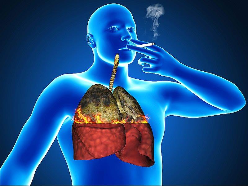 Ciğerlerin temizlenmesi için ne yapmalı?