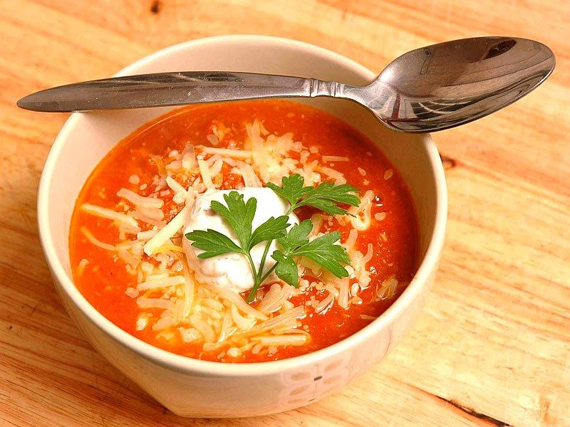 Domates çorbası nasıl yapılır? Domates çorbası tarifi