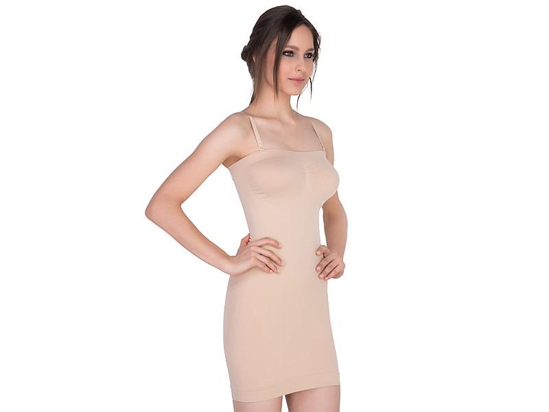 Elbise Altına Korse Giyerek İncelme