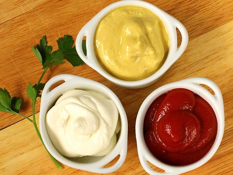 Evde ketçap ve mayonez yapımının kolay tarifi