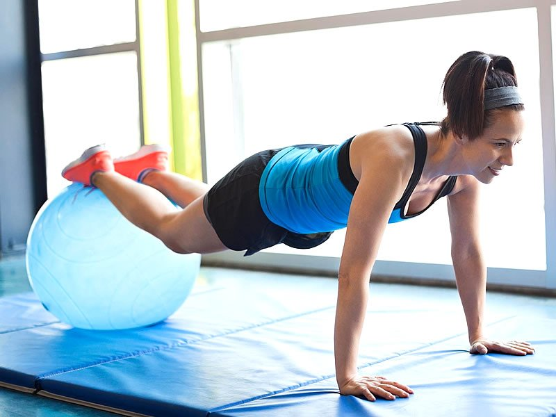 Göbek eritme diyeti ve egzersizleri
