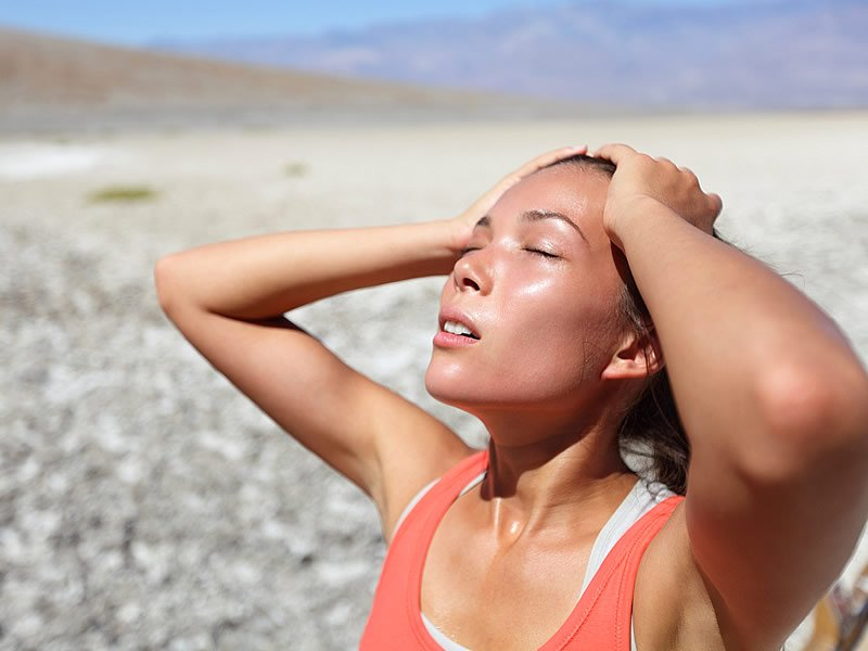 Güneş çarpmasına ne iyi gelir? Belirtileri nelerdir?