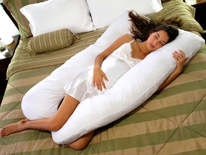 Hamile yatağı nasıl olmalı? Hamile kadın nasıl uyumalı?