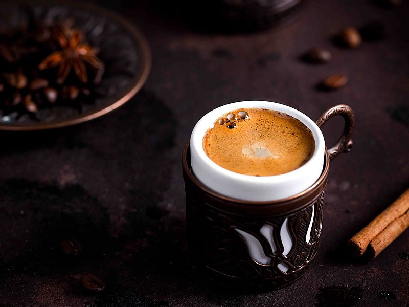 Kahveyi köpüklü yapmanın sırrı