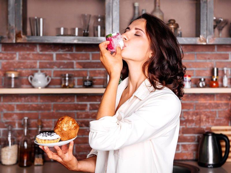 Kalorisi Az Tatlılar