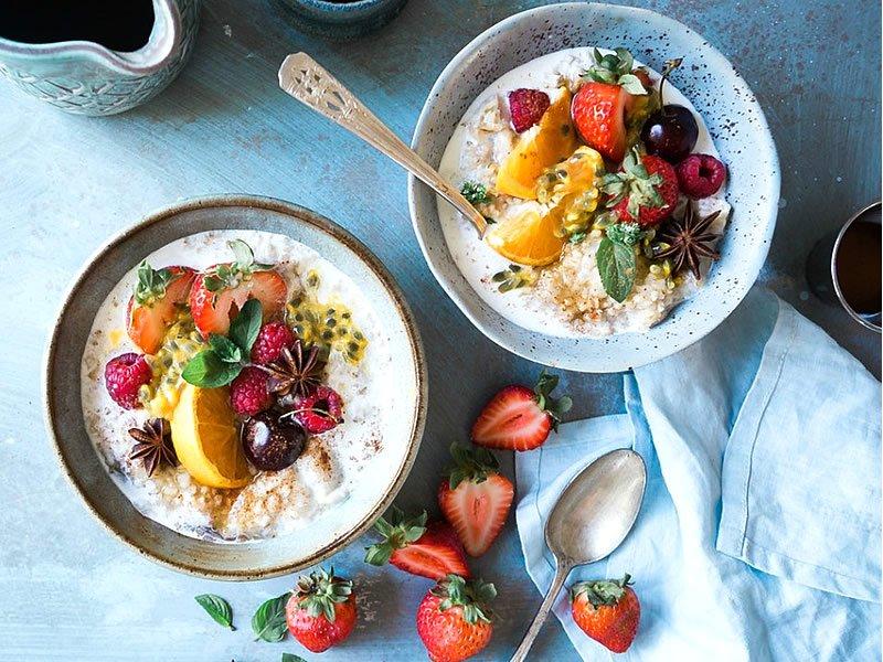 Kalorisi az yiyecekler, tarifler ve içecekler nelerdir?