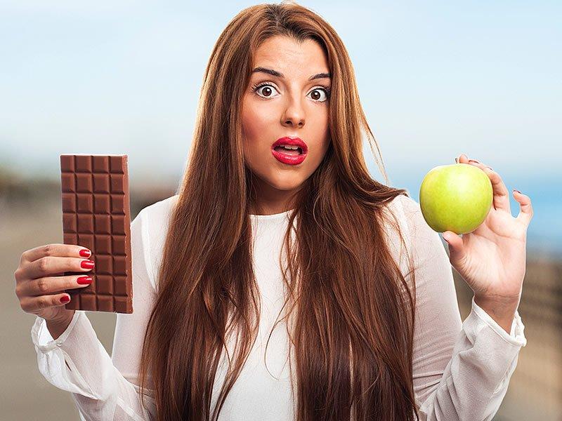 Kilo Aldırmayan Çikolatalı Tatlılar