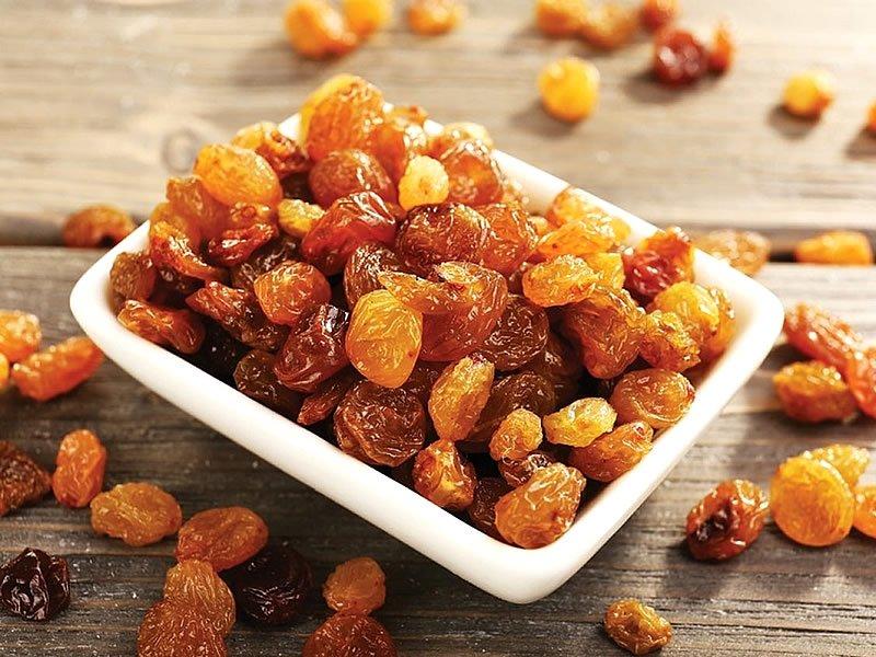Kuru üzüm faydaları nelerdir? Kaç kaloridir? Çeşitleri ve fiyatları