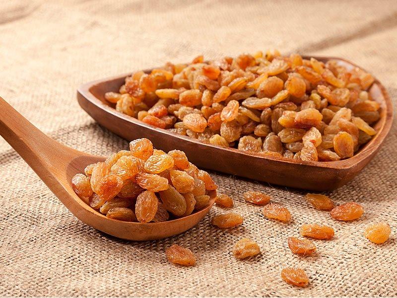 Kuru üzüm zayıflatır mı?