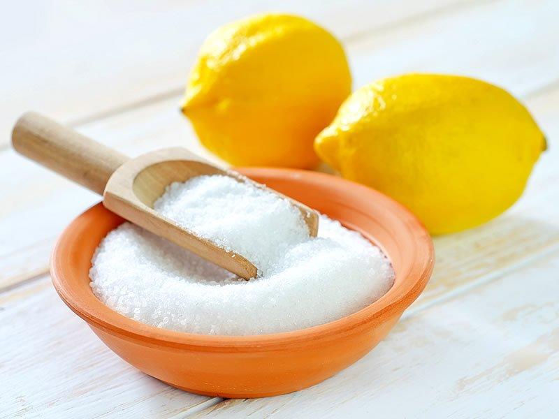 Limon tuzu nedir? Ne işe yarar? Yenir mi? Yerine ne kullanılır? Faydaları ve zararları
