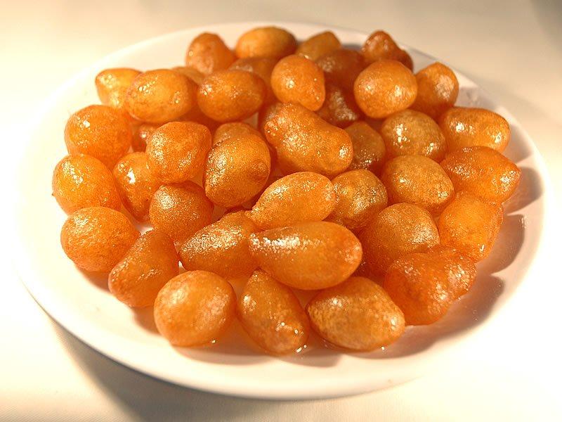 Lokma tatlısı nasıl yapılır? Lokma tatlısının tarifi ve yapılışı
