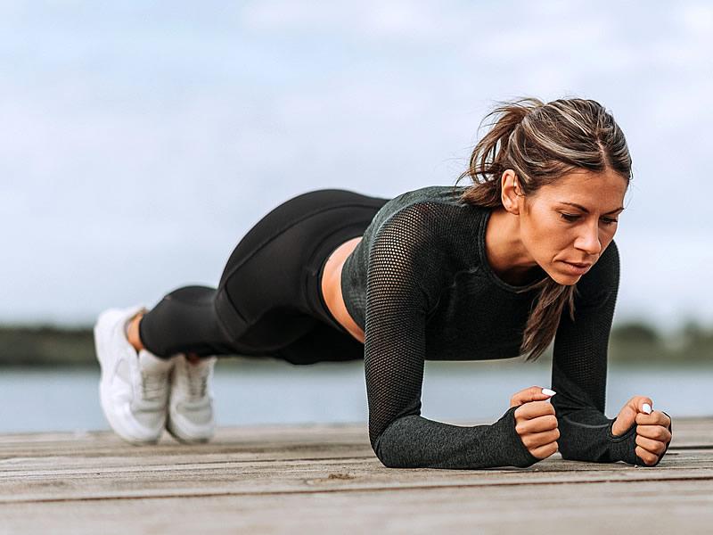 Plank Ne Demek? Ne Kadar Kalori Yakar? Nasıl Yapılır?