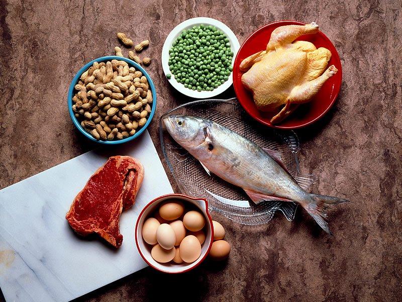 Protein içeren besinler, yiyecekler, içecekler neler?