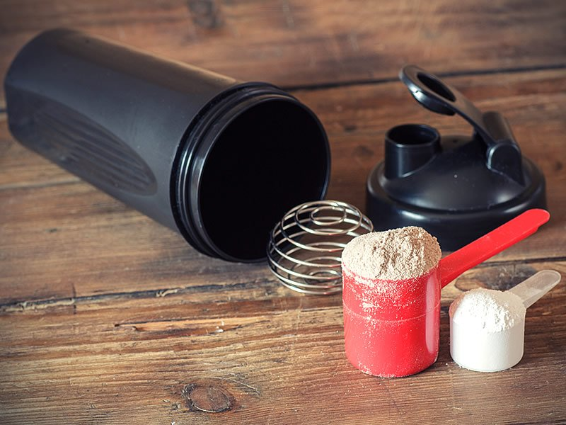 Protein tozu nedir? Zararları ve faydaları