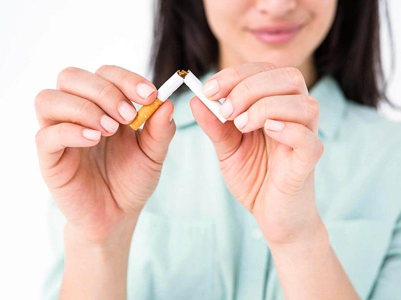 Sigara sararması nasıl geçer?