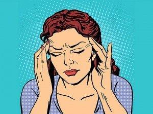 Ağrı yerine göre baş ağrısı bölgeleri ve sebepleri
