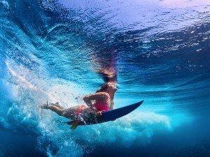 Deniz suyu göze iyi gelir mi? Zarar verir mi?