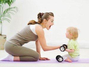 Doğum sonrası zayıflama korsesi ile kilo verme