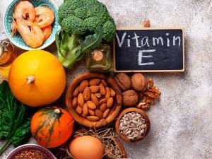E vitamini içeren besinler, yağlar, nemlendiriciler