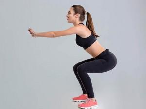 Kalça sıkılaştırma ve kaldırma egzersizleri
