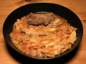 Kapuska yemeği tarifi, yapımı ve faydaları