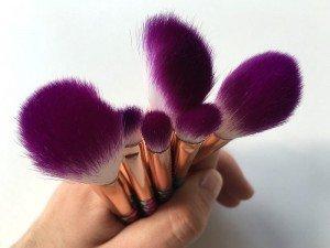 Makyaj fırçası temizliği nasıl yapılır? Neyle temizlenir?