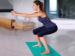 Selülit giderici hareketler ve egzersizler