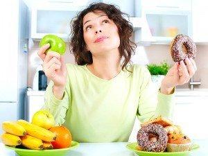 Şok diyet listeleri ile hızlı kilo verme
