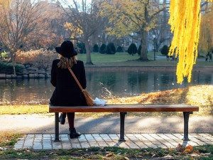 Sonbahar depresyonundan kurtulmak için