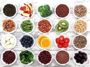 Suda çözünen ve çözünmeyen lifli yiyecekler nelerdir?