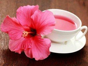Tarçınlı hibiskus çayı ile bel inceltme