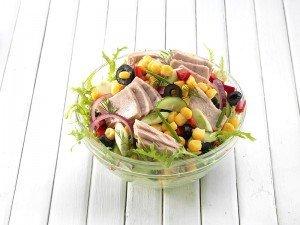 Ton balıklı salata yapımı ve tarifleri? Kaç kaloridir?