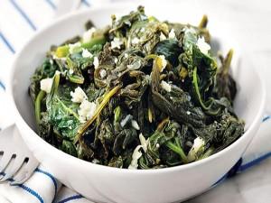Turp otu salatasının tarifi ve yapılışı