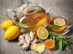 Zencefil limon çayı zayıflatırmı? Nasıl yapılır?