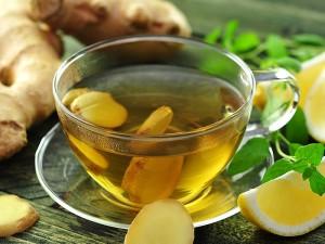 Zencefilli zayıflama kürü ve çayının tarifi
