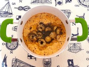 Zeytin çorbası tarifi nedir? Nasıl yapılır?