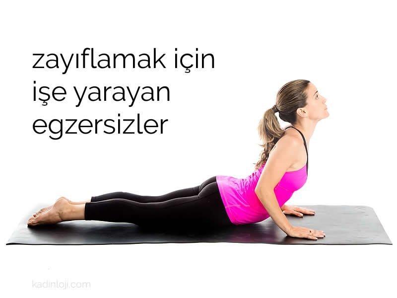 zayıflamak istiyorum egzersiz
